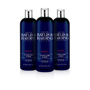 Baylis and Harding Citrus Lime and Mint Shower Gel 3 Pack