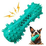 Indestructible Dog Toy Toothbrush Chew Stick