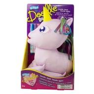 The Original Doodle Bear: Plush Toy with 3 Washable Markers - Unicorn