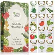 Gardening Vegetable Seed Set