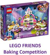 LEGO FRIENDS Baking Competition **4.8 STARS** | (41393)