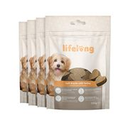 4 Pack High Protein Dog Treats with Turkey