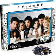 Friends Milkshake 1000 Peice Jigsaw Puzzle Game