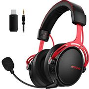 LIGHTNING DEAL - Mpow Air 2.4G Wireless Gaming Headset + £15 Coupon