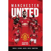 The Official Manchester United Annual 2021 Hardcover - Only £1.13!
