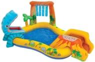 Intex Dinosaur Play Centre Paddling Pool