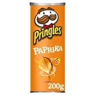 Pringles Paprika 200g - Half Price!
