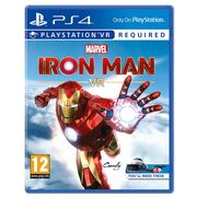 Marvel's Iron Man VR PS4 - Only £19.99!