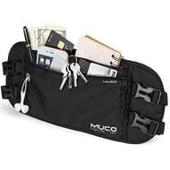 MUCO Money Belt, Ticket Passport Holder