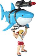 Fortnite Laser Chomp Glider and Sun Tan Specialist Action Figure