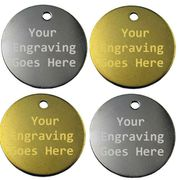 Pet Tags Engraved DOG/CAT ID