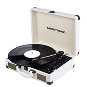 Turntable Bluetooth Vinyl Player with Stereo Speakers