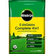 Miracle-Gro Evergreen Complete 4-in-1 Lawn Treatment 7kg - 200m2