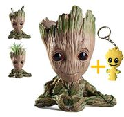 Cute Baby Groot Planter Flowerpot / Pen Holder + FREE DELIVERY
