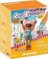Playmobil - EverDreamerz 70476 Edwina - Comic World, with Playmobil Water Pe