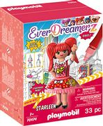 Playmobil - EverDreamerz 70474 Starleen - Comic World, with Playmobil Water Pen,