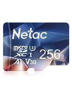 Netac 256GB Micro SD Memory Card, MicroSDXC Card - Only £18.53!
