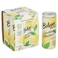 4X Belvoir Elderflower \ Ginger Beer \ Pink Lady Drink ( Free on Grocery Order)
