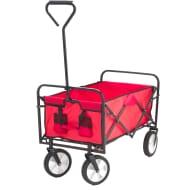 Folding Wheelbarrow Trolley Cart