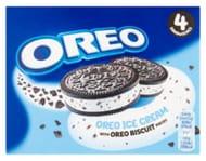 Oreo Ice Cream with Oreo Biscuit Pieces 4