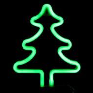 Aoliandatong Christmas Tree Neon Light LED Lips Neon Light - Only £3.49!