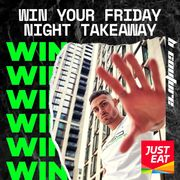 Win a Friday Night Takeaway with a Just Eat Gift Voucher!