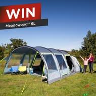 Win a Meadowood 6L BlackOut Tent (Worth £649.99)!