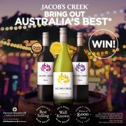 Win a Mixed Case of Jacobs Creek Wine!