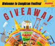 Win a Bundle of MAMA Noodles Goodie Bags!