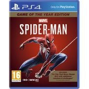 Spiderman GOTY Edition for Sony PlayStation - Only £20!