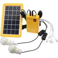 Solar System Generator Panel 3W USB Phone Charger