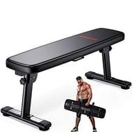 LIGHTNING DEAL - WINNOW Weight Bench Folding Workout Bench