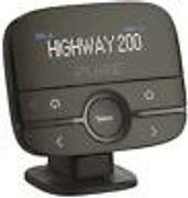 Pure Highway 200 In-Car DAB/DAB+ Digital Radio Adaptor Music via Aux-In
