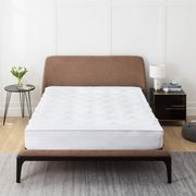Less than Half Price! Bedsure Mattress Cover Double Bed with Fitted Skirt