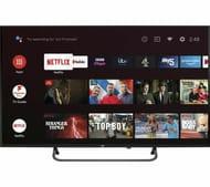 "JVC 40"" Smart 4K Ultra HD HDR LED TV with Google Assistant - £217.55"