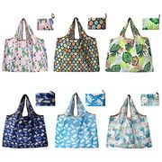 6 X SENWOW Reusable Shopping Bags - Only £8.99!