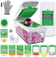 Vegetable Choppers, Vegetable Chopper Food Chopper Cutter