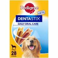 Pedigree 28 Pack Dentastix Large Dog Treats