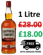 Southern Comfort, 1 Litre
