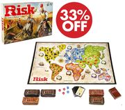 1/3 OFF! RISK - The Board Game