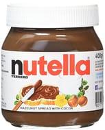 Nutella Hazelnut Chocolate Spread, 400 G, Pack of 6