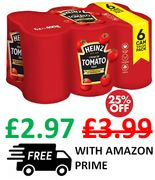 CHEAP Heinz Cream of Tomato Soup 400g | 6 Can Value Pack