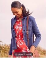 Alice Denim Jacket - Size 12 Only