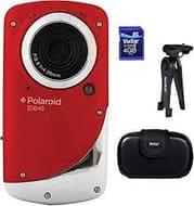 Polaroid ID640-RED-KM Underwater Digital Video Camera (Red)