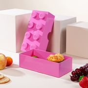 Lego Lunch Box - Pink Down From £12.99 to £5.99