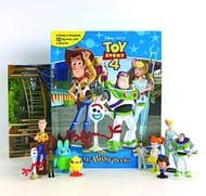 Disney/Pixar Toy Story 4 My Busy Book