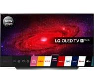 """LG OLED55CX6LA 55"""" Smart 4K Ultra HD HDR OLED TV"""