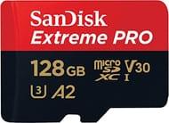 SanDisk Extreme Pro 128GB microSDXC Memory Card