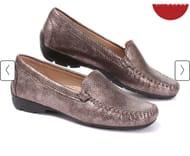 JONES 24-7 Leather Moccasin Loafer