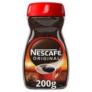 Nescafe Original Medium Roast Instant Coffee 200g